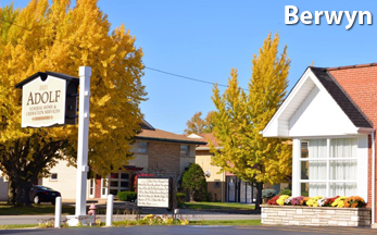 Adolf Funeral Home & Cremation Services - Berwyn location