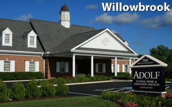 Adolf Funeral Home & Cremation Services - Willowbrook location
